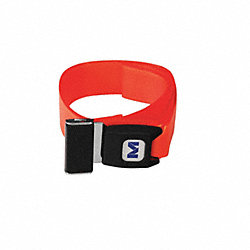 Stretcher Straps, Metal Buckle, 5 Ft