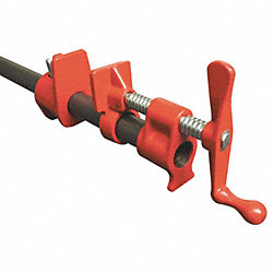 Pipe Clamp, 1/2 In