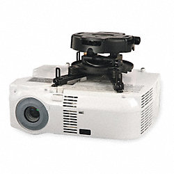 Projector Ceiling Mount, Cap 50 lb