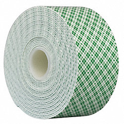 Double Coated  Tape, 1-1/2 In x 5 yd.
