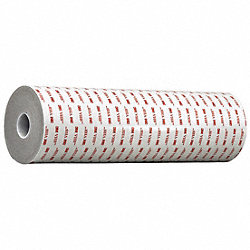 VHB Tape, 12 In x 5 yd., Gray