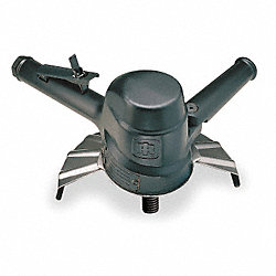 Air Grinder, 6000 rpm, Lever, 6-7/8 In. L