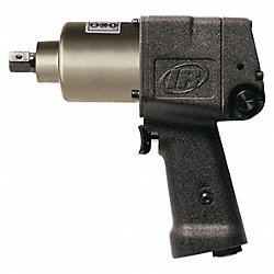 Air Impact Wrench, 1/2 In. Dr., 5000 rpm