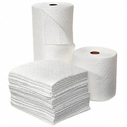 Absorbent Pads, 16 In. W, 20 In. L, PK 100