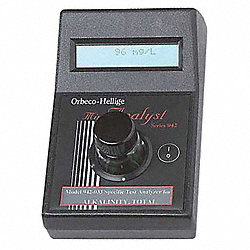 Direct Reading Tester, Hardness Total Low