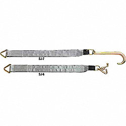 Strap Jack, Double Ply Tuff Edge II(TM)