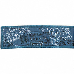 Cooling Headband, Blue, Universal