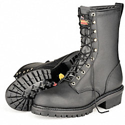 Wildland Fire Boots, Mens, 8-1/2W, 1PR