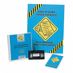 ANSI Material Safety Data Sheets DVD