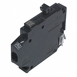 Circuit Breaker, 1Pole, 15A, Rt Hand Clip