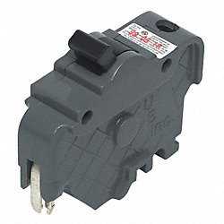 Circuit Breaker, Type UBIF, 1Pole, 15A