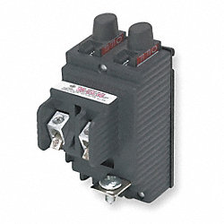 Circuit Breaker, Type UBIP, 2-1Pole, 15A