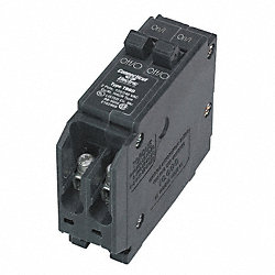 Circuit Breaker, Type TB, 2-1Pole, 15A