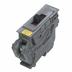 Circuit Breaker, Type A, NI, 1Pole, 15A