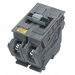 Circuit Breaker, Type A, NI, 2Pole, 50A