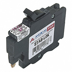 Circuit Breaker, Type NC, 1Pole, 15A