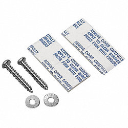 Sign Mounting Fasteners, Steel