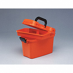 Paramedic Transport Case, Orange