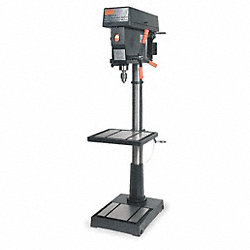 Drill Press, Floor, 20in