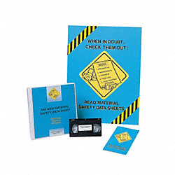 ANSI Material Safety Data Sheets DVD Kit