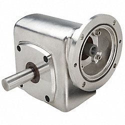 SS SPD Reducer, 140TC/180C, 50 to 1 Ratio