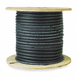 Cord, Portable, 16/3 SOOW, Black, 250ft