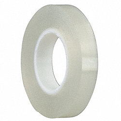 Double Coated Removable Tape, 3/4Inx4 yd.