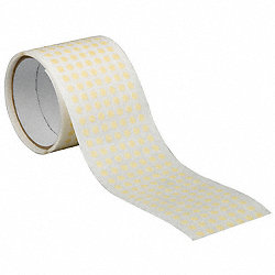 Masking Tape, Natural, 1/8 In. Dia., PK2500