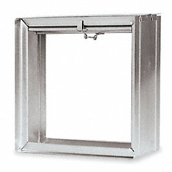 Square Fire Damper, 11-3/4 In. W