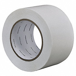 Single Coated Film Tape, 9 Mil, W 2 In
