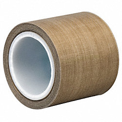 Cloth Tape, 3/4 In x 5 yd, 8.2 mil, Brown