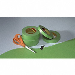 Masking Tape, Green, 18mm x 55m