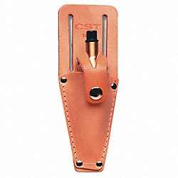 Plumb Bob Sheath for 8-10 Oz, Leather