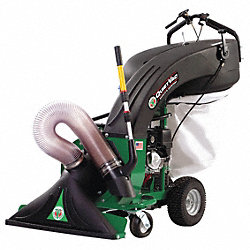 Push Litter Vacuum, 33 In., 5.5 HP