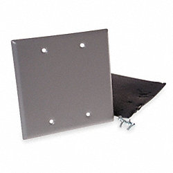 Box Mounted Cover, Blank