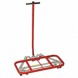 Desk Mover, 600 lb., 16 In. D