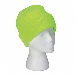Winter Hat, Lime, Universal