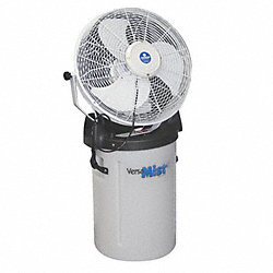 Misting Air Circ, 18 In, 3176 cfm, 115V