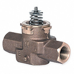 Two-Way 1/2 In, NPT, VC Valve Assembly