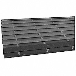 Stair Tread, ISOFR, 1 x 10 1/2 In, 2 Ft