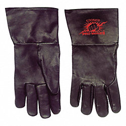 Welding Gloves, TIG, L, 11 In. L, PR