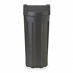 Filter Housing, 3/4 In NPT, 1 Cartridge