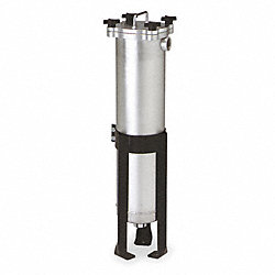 Bag Filter Housing, 304 SS, 2 In FNPT