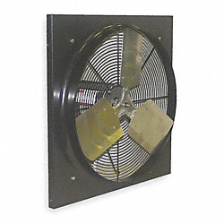 Exhaust Fan, 20 In, 115 V, 3440 CFM