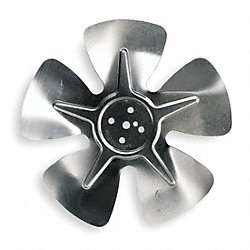 Blade, Fan, 8 In Dia, 400 CFM, Hub Less