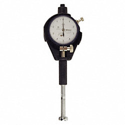 Dial Bore Gage, 0.4-0.7, 2.4In Probe