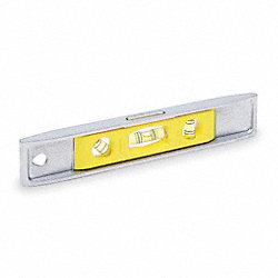 Magnetic Torpedo Level, HD, 9 In