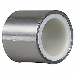 Foil Tape, 2 In. x 5 Yd., Shiny Silver