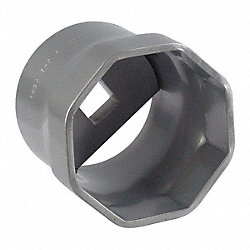 Locknut Socket, SAE, Points 8, 3 3/8 In
