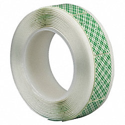 Double Coated Tape Shape, 1 x 1 In, PK162